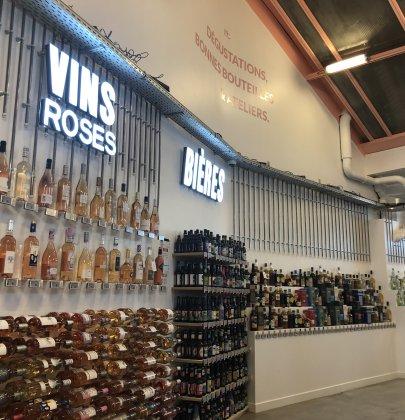 La Nouvelle Cave : visite d'un haut lieu du vin
