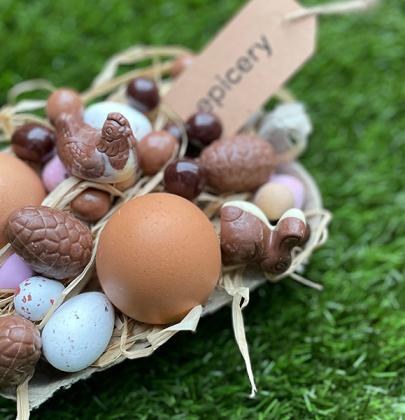 6 créations de Pâques à dénicher dans la sélection epicery