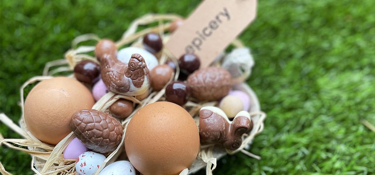 Livraison de chocolats de Pâques : la sélection d'epicery