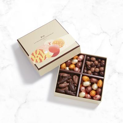Livraison coffets de Pâques La Maison du Chocolat