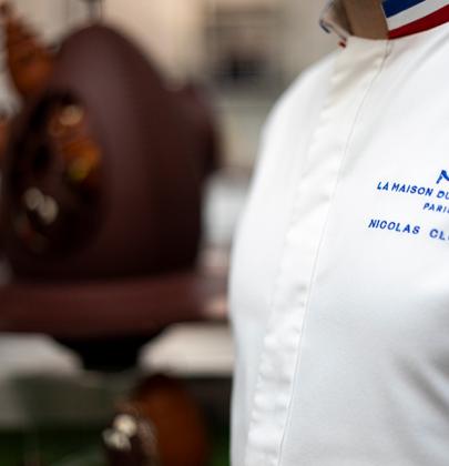 Dans les coulisses de la Maison du Chocolat, avec Nicolas Cloiseau