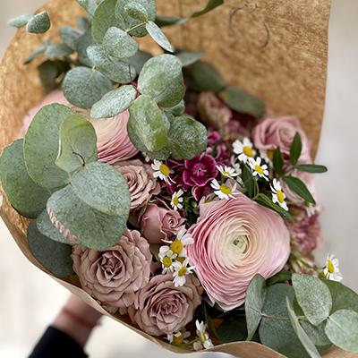 Bouquet de fleurs de printemps