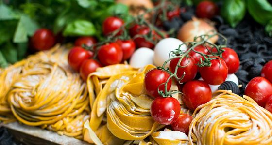 Cuisine italienne : nos idées de paniers 100% dolce vita chez vos commerçants de quartier